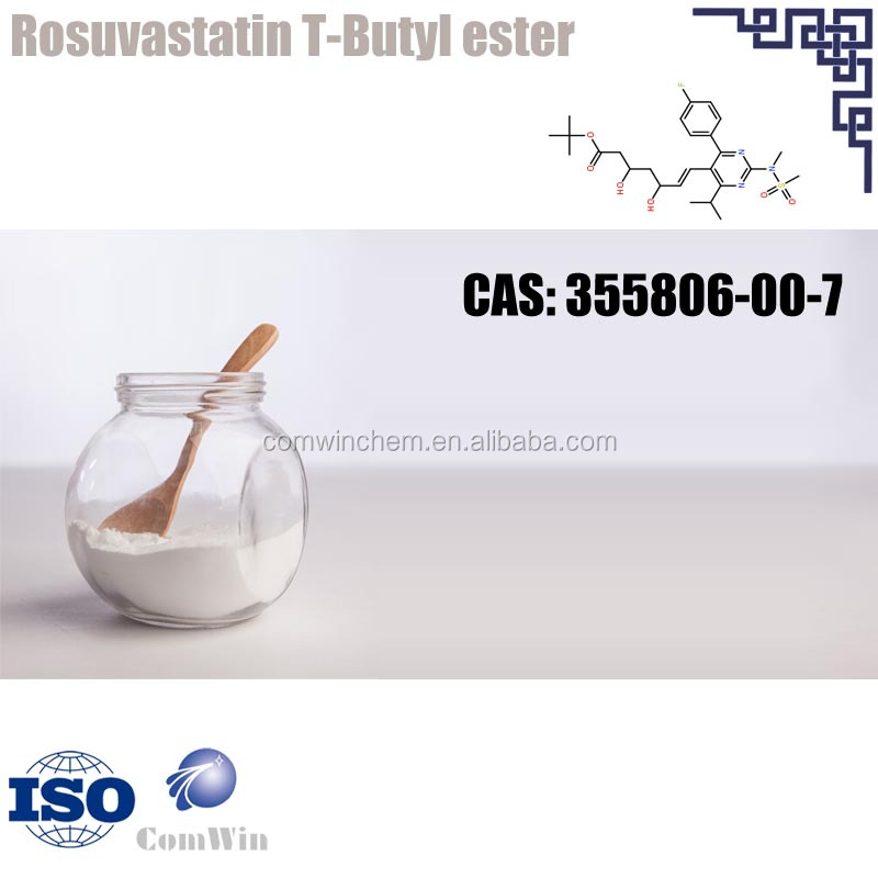 Rosuvastatin Intermediate cas355806-00-7 direct manufacturer