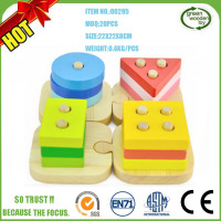 Wooden Shape Blocks,Geometric Shape Blocks ,Dinosaur Blocks Of Wood For Sale