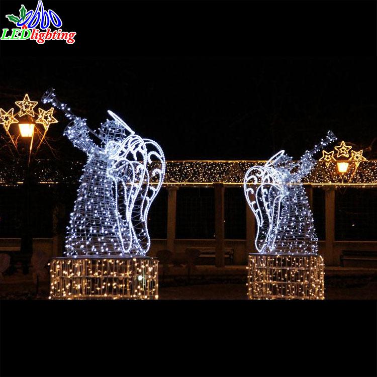 outdoor rope light christmas 3d model led lighted angel buy outdoor rope light christmas 3d model led lighted angelceramic christmas angel with led light
