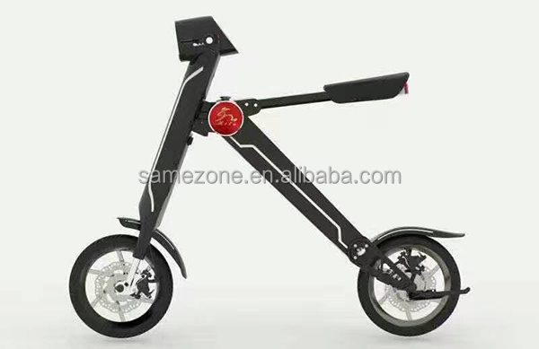 foldable petrol scooter electric 600W motor