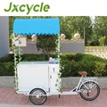 two Front wheel Ice Cream Bike With Freezer