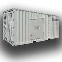 50hz 1500kw Generator Container Power Station