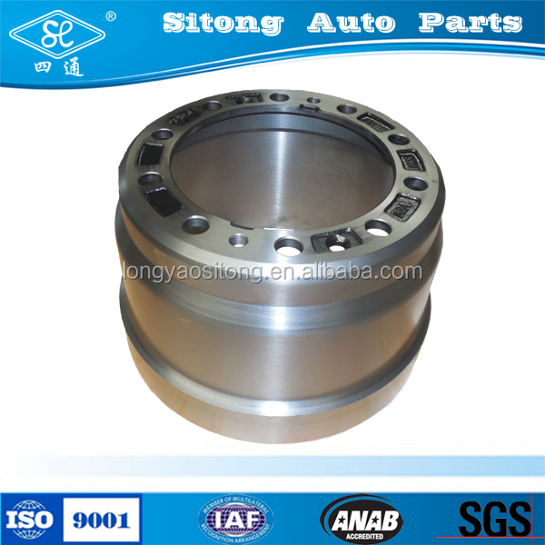 semi-trailer truck spare parts ,brake retarder brake drum