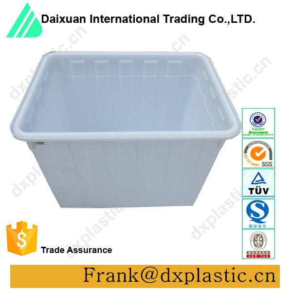 plastic fish farm tank /plastic fish tank aquarium