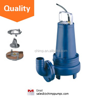 CHIMP WQ(D)K SERIES 5.5HP Normal Stand with Cutting Impeller Electric Sewage Submersible Water Pumps