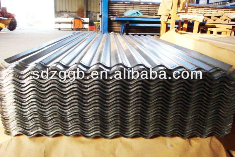 2016 corrugated metal sheets for roofing and cladding in competitive price