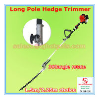 Best Quality 43cc engine long reach hedge trimmer