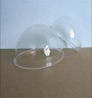 Alibaba china high transparent acrylic dome cover for food