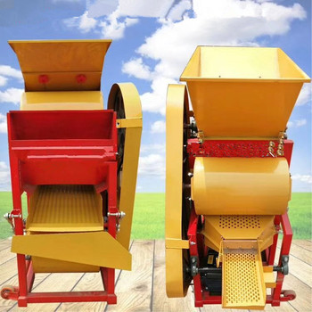 Mini peanut sheller/dehuller/shelling machine