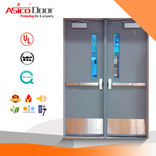 ASICO KH062 UL Listed 45 Minutes Fire Rated Exit Door For Interior