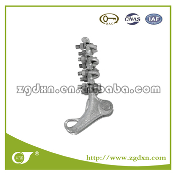 Hot Selling NLD Series Galvanized Strain Clamp