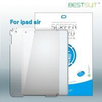 Factory price full body screen protector for ipad air