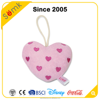 Fashion heart shaped baby bath massage soap sponge for bathroom