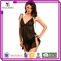 China Manufacturer Women Hot Sexy Animal Lingerie