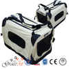 2015 CIPS Shanghai Pet Products Supplier Outdoor Portable Fabric Dog Carrier Pet Cage Dog Bag
