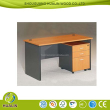 Home Furniture Moden Type Specific Use Wooden Computer Table Design