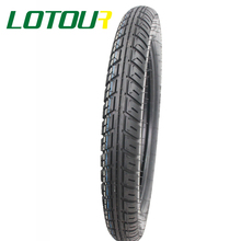 High powered mixed pattern 3.25-16 3.50-16 tube tyre of autocycle