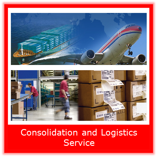 one stop dhl international shipping rates service with consolidation