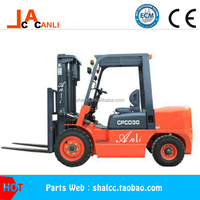 2.5Ton Automatic Diesel Forklift Trucks With XINCHANG C490/Isuzu C240 engine