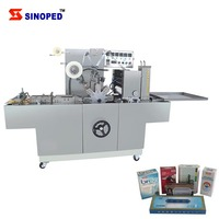 Automatic Condom Cellophane Packing Machine Perfume