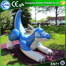 New design attractive giant animation inflatable dragon for sale