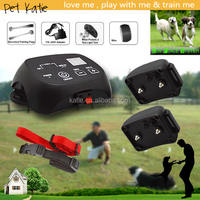 Long Range Filed Dog Shock Training Collars with Electric Fence System