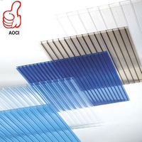 high quality polycarbonate hollow sheet