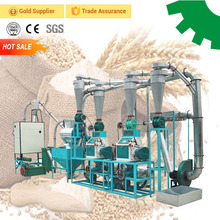Making wheat flour 10t processing plant
