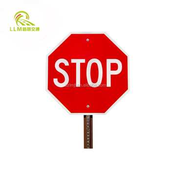 Selling well Fashionable style road safety sign board stop sign