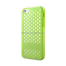 newly design phone cover for apple phone PC+TPU color matching case for iphone5s