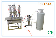 Best Msds Of Spray Paint Filling Machine