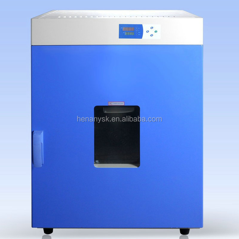50~300C Vertical Industrial Series Stainless Steel Chamber Small Lab Vacuum Heating Drying Oven