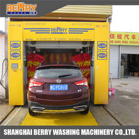 Vehicle cleaning portable car washing machine