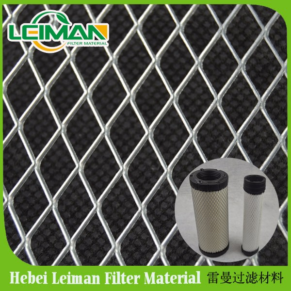 Heavy truck fitler perforated metal mesh, wire mesh for truck/car filter