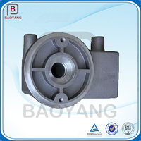 China OEM casing electric cast grey iron motor housing