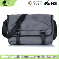 Promotional Cheap Polyester Laptop Messenger Bag