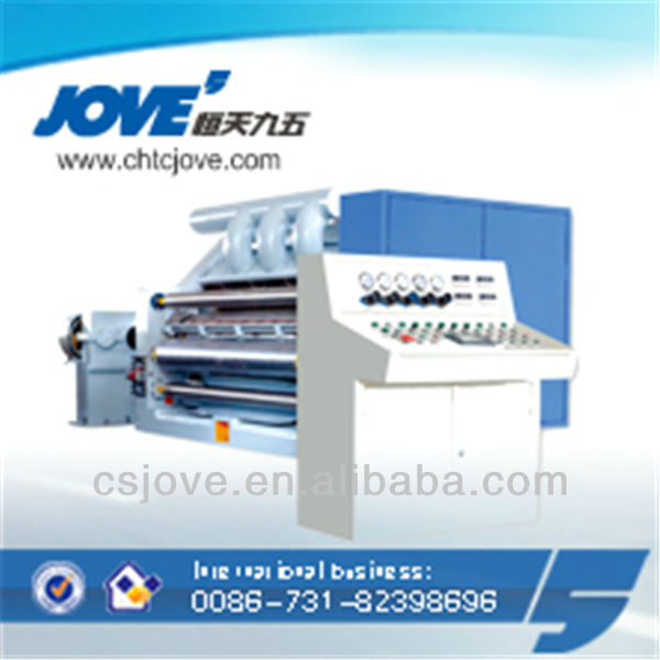 Corrugated cardboard production line CHTC JOVE 1.8m 3-layer