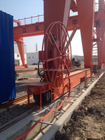 Electric Motor Cable Drum,large power cable reel