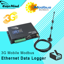 High Accuracy 0.25% RS485 3G Ethernet Modbus Data Logger 3g gps tracker
