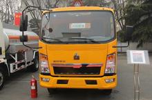 4 ton road rescue recovery truck tow wrecker truck supplier