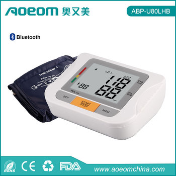 2016 New Blood Pressure Monitor Bluetooth BP Machine for IOS and Android Phones