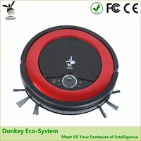 donkey e1 remote robotic vacuum cleaner for floor dry cleaning