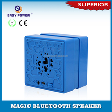 Made in China high quality low cost Hands free bluetooth music speaker