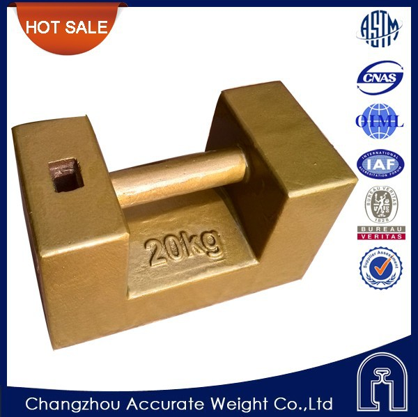 OIML,M1,20KG 10KG 5KG Cast Iron Calibration Weights,Test Weights For Loadometer