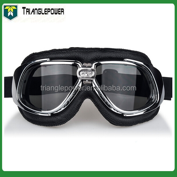 Motorcyce goggle for MX with jacquard elastic strap