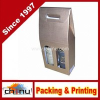 Two Bottle Gift Wine Paper Bag (230035)