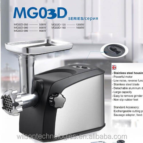 Electric Meat Grinder Sausage Making Grinding Machine