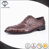ostrich leather men shoes cheap leather shoes cheap leather shoes