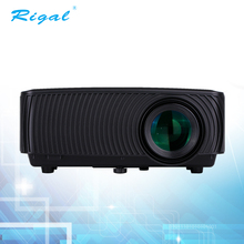 Meeting/business ppt presentation portable led 3D full hd mini led projector