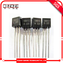 Automotive power Semiconductor transistor TO-92 9012 TRANSISTOR